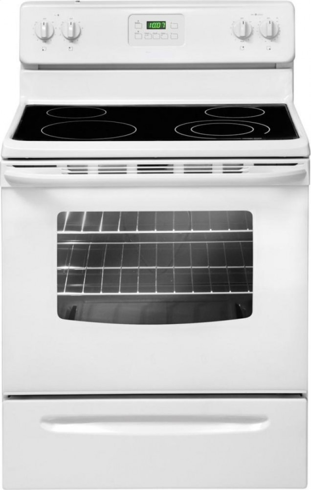 Crosley Standard Glass Top Electric Range