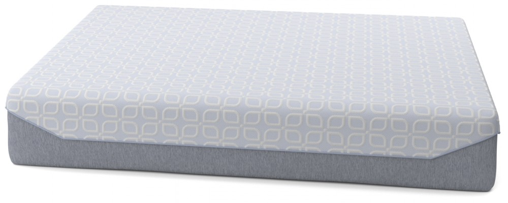 Superbe Loft And Madison 13 Firm   White   Queen Mattress