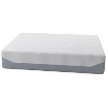 Loft and Madison 15 Plush - White - Queen Mattress