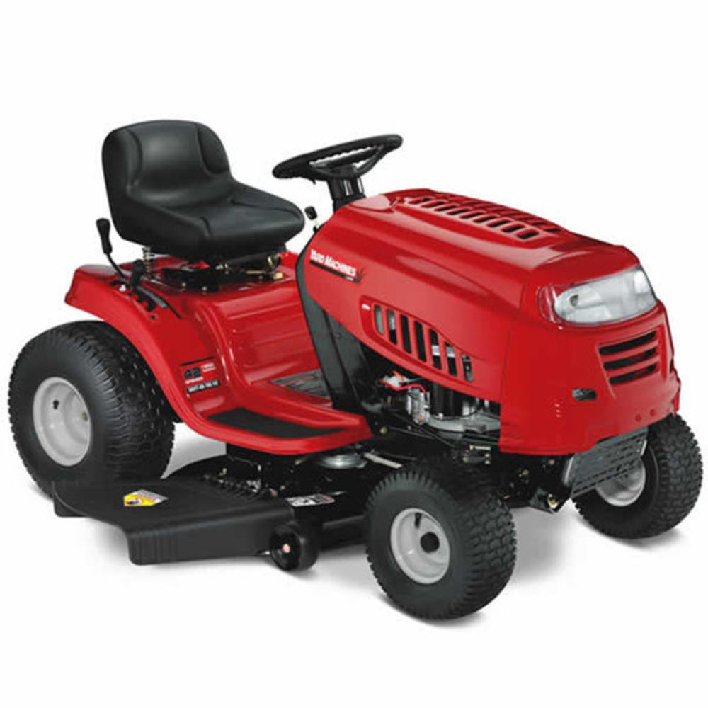 Yard Machines Gas 42 in. 7-Speed Riding Mower