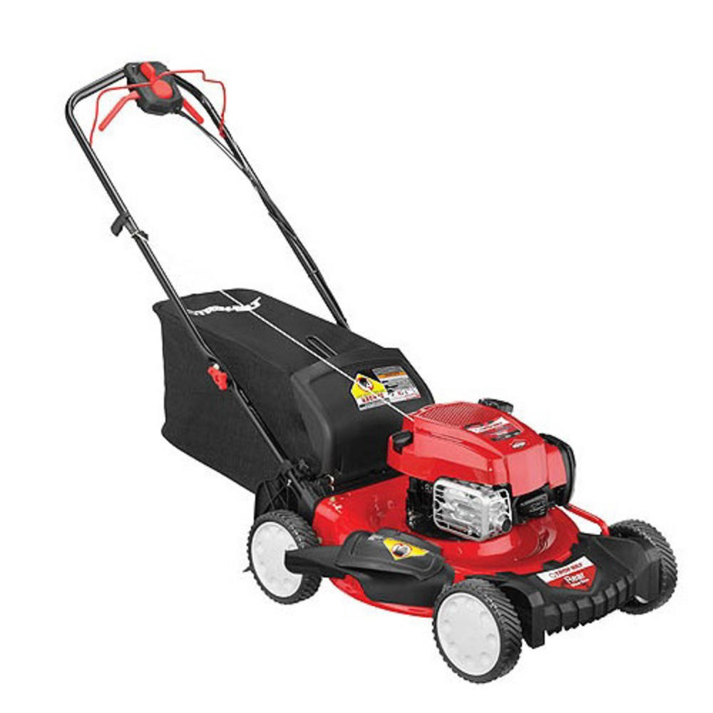 Troy-Bilt Gas 21 in. TriAction 3-in-1 Self-Propelled Mower