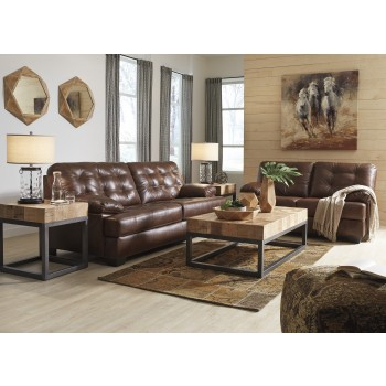 Mindaro - Canyon - Sofa & Loveseat