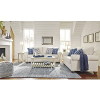 Adderbury - Bone - Sofa & Loveseat