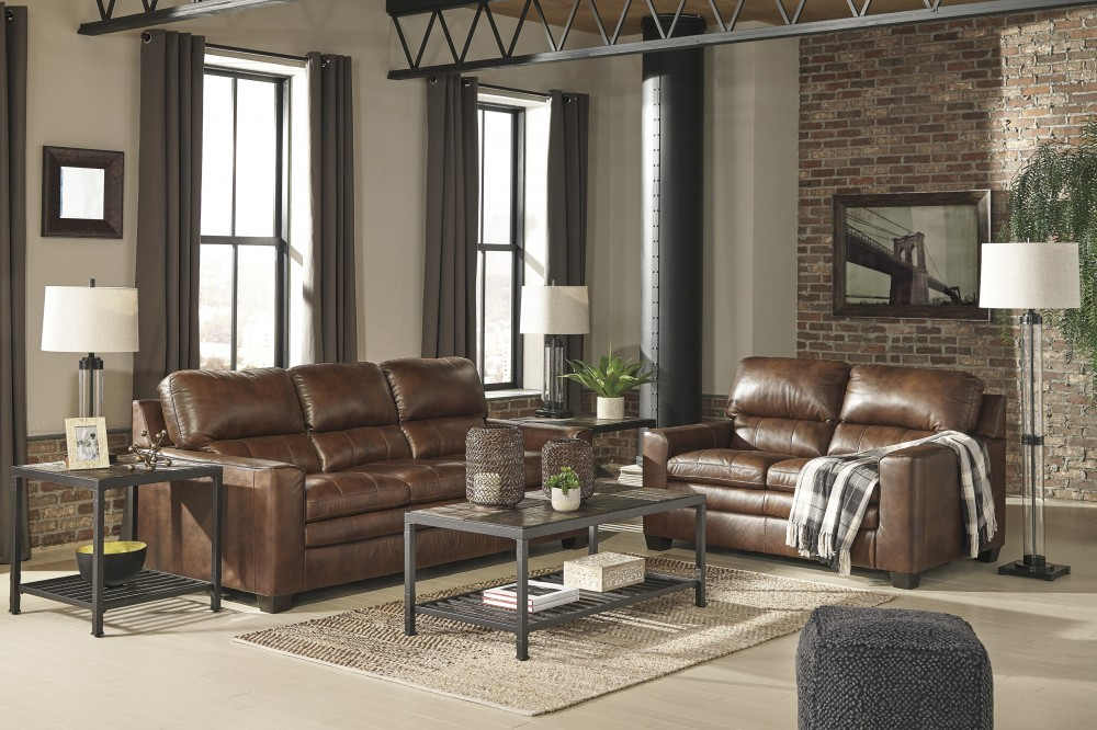 Gleason - Canyon - Sofa & Loveseat