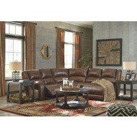 Billwedge - Canyon 5 Pc. RAF Chaise Sectional