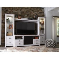 Willowton Home Entertainment Center