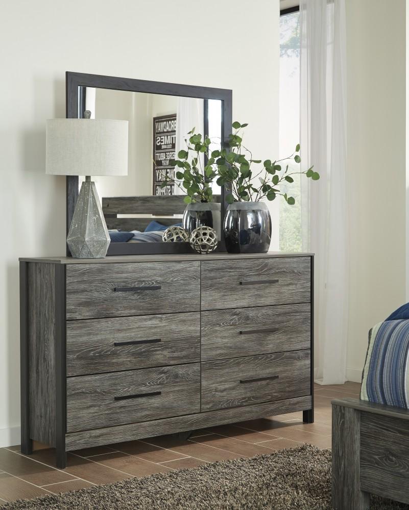 Cazenfeld Dresser & Mirror