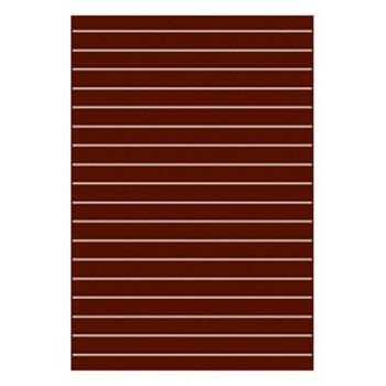 Kosek - Red/Tan - Large Rug