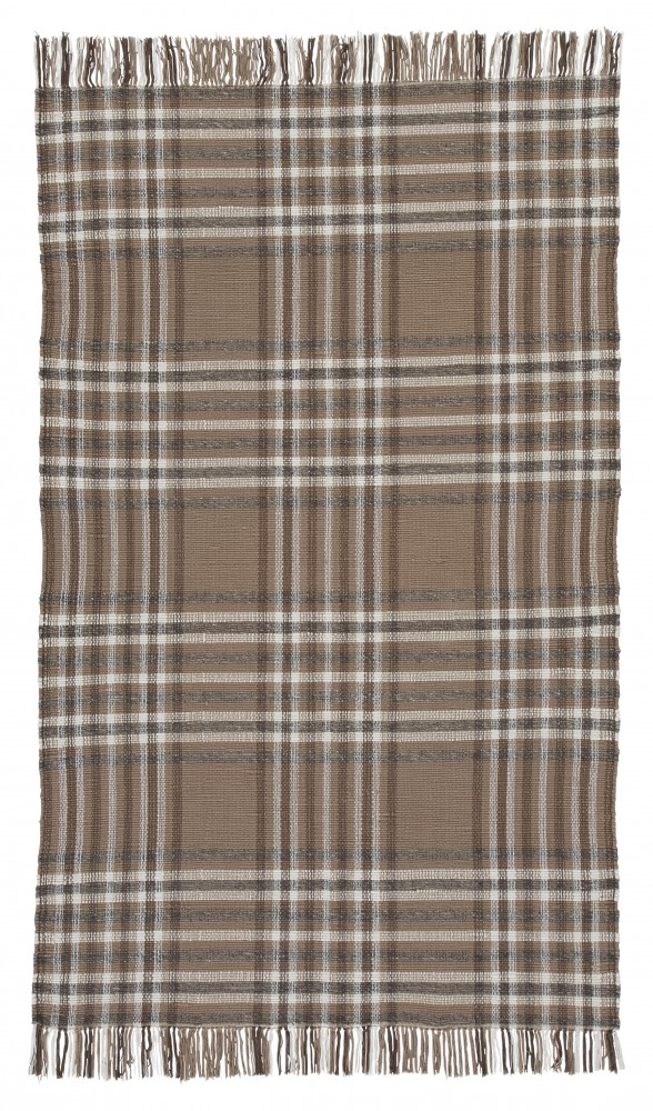 Hardy - Beige/Brown - Medium Rug