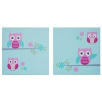 Edith - Multi - Wall Art Set (2/CN)
