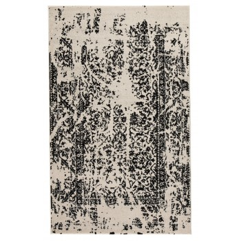 Jag - Black/White - Medium Rug