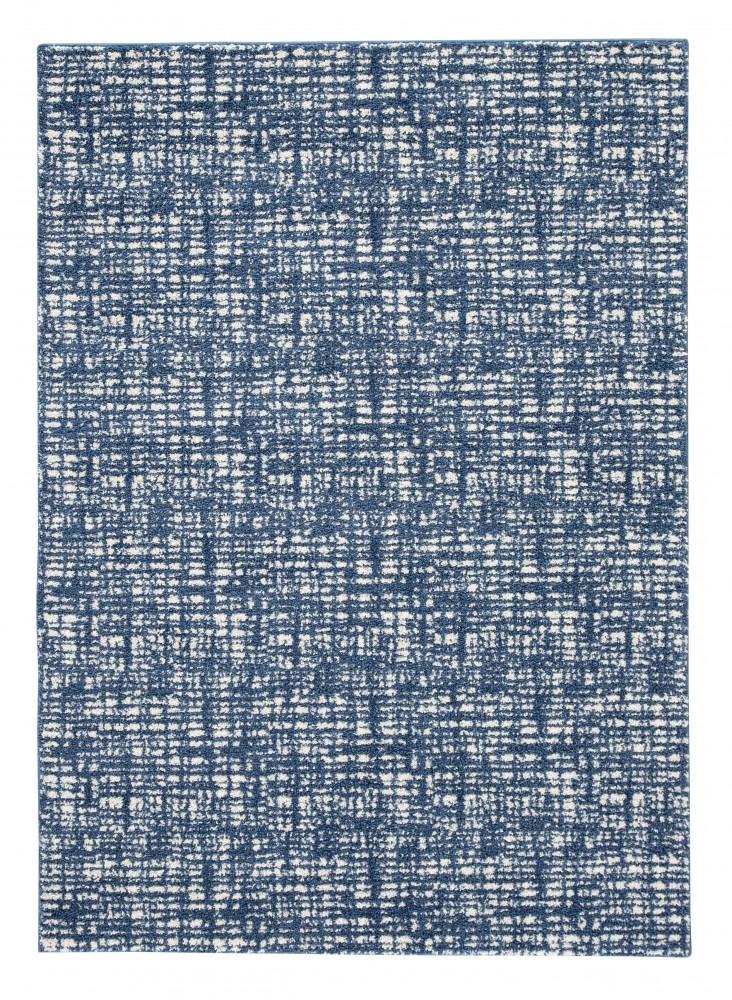 Norris - Blue/White - Medium Rug