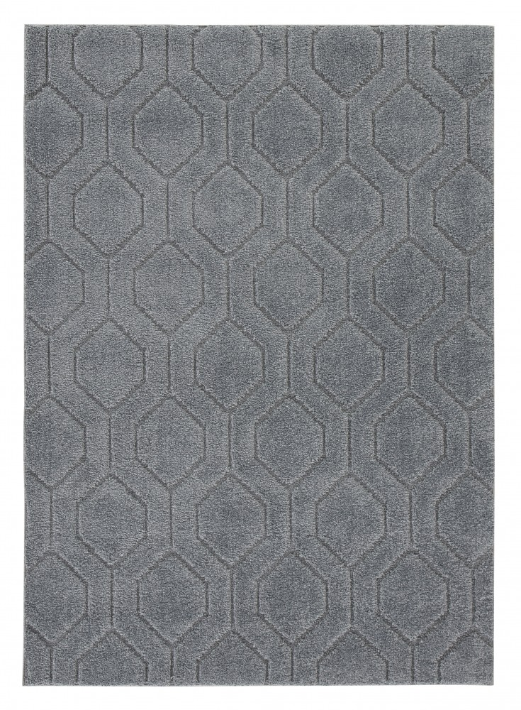 Matthew - Titanium - Medium Rug