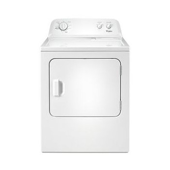 Whirlpool WGD4616FW Gas Dryer