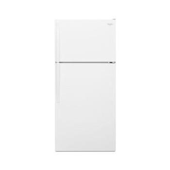 Whirlpool WRT104TFDW 18 CU FT Refrigerator