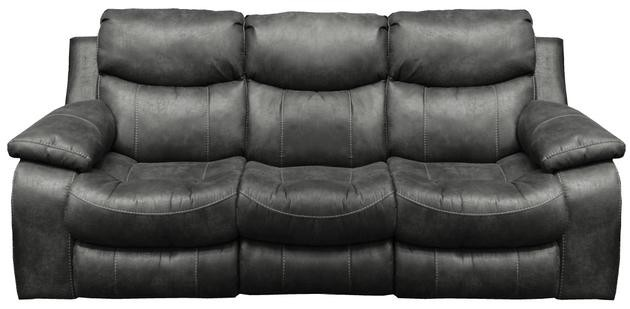 Power Reclining Sofa Steel 64311steel Sofas Midwest