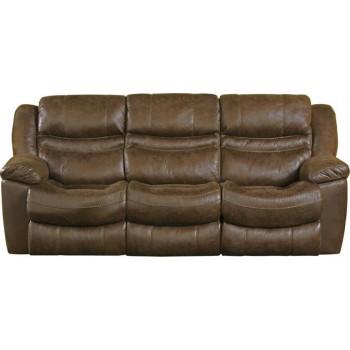Recl Sofa - 3X Recline & DDT - Elk
