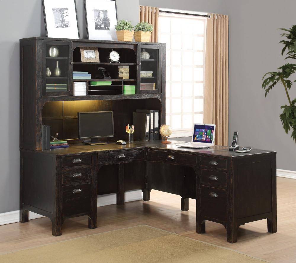 Homestead L-Shaped Desk   W1337741   Home Office Desks ...