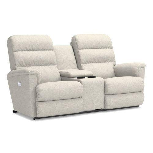 Prime Tripoli Powerreclinexrw Full Reclining Loveseat W Console Machost Co Dining Chair Design Ideas Machostcouk