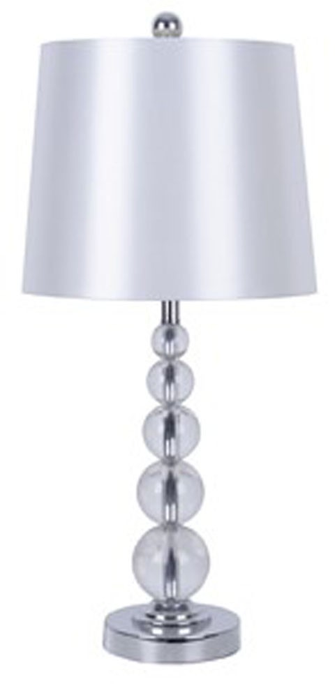 Joaquin clearsilver finish crystal table lamp 2cn l428084 joaquin clearsilver finish crystal table lamp 2cn mozeypictures Images