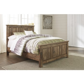 Blaneville Queen Panel Bed