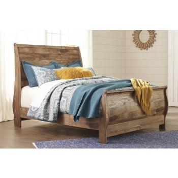 Blaneville Queen Sleigh Bed
