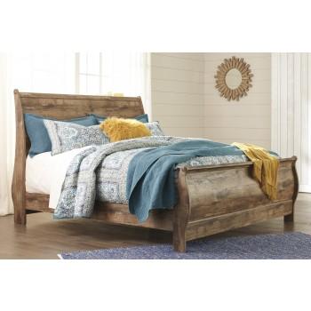 Blaneville King Sleigh Bed