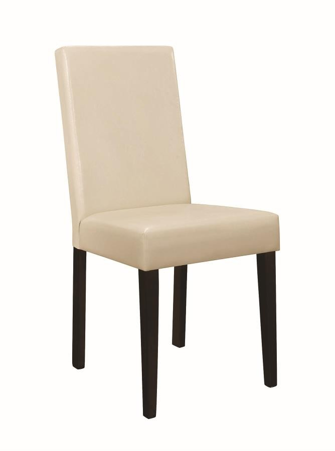 CLAYTON - Clayton Cream Upholstered Dining Chair (Pack of 2)
