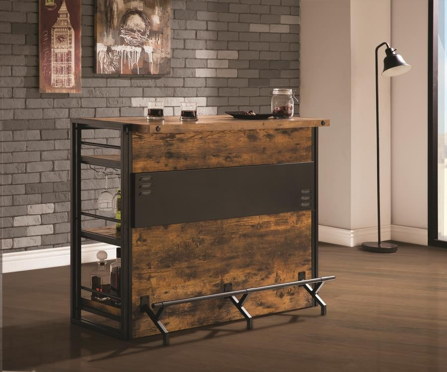Bar Unit 130071 Pub Tables Price Busters Furniture