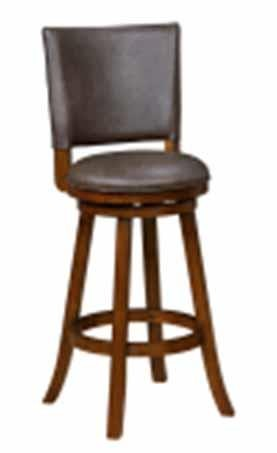 Admirable Rustic Brown Counter Stool Pack Of 2 Pdpeps Interior Chair Design Pdpepsorg