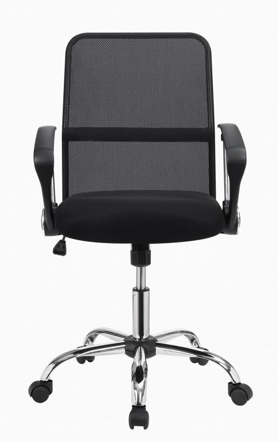 Home Office Chairs Modern Black Mesh Back Office Chair 801319 Home Office Desk Chair New Age Chicago Furniture Co