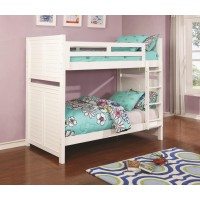 EDITH COLLECTION - TWIN / TWIN BUNK BED