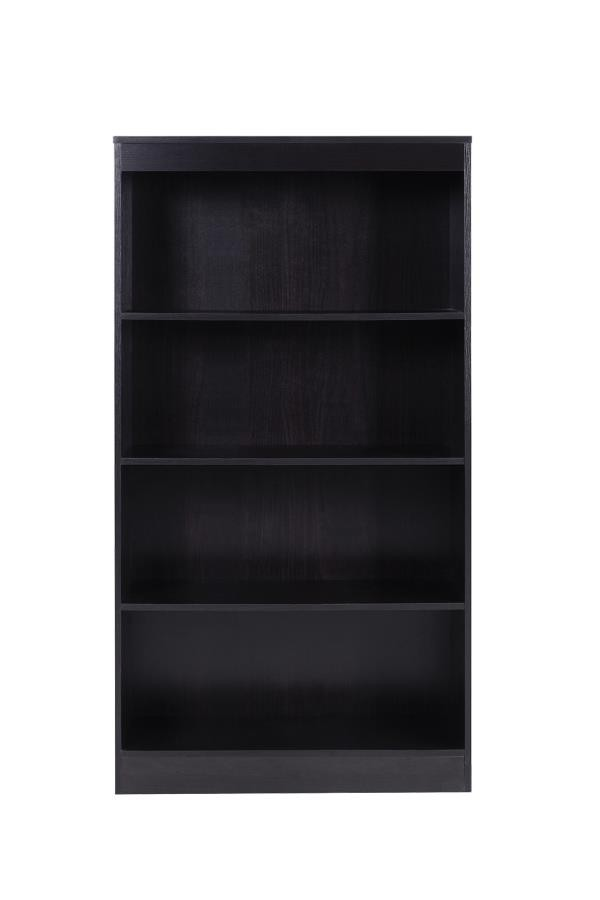 HOME OFFICE : BOOKCASES   4 SHELF BOOKCASE | 801802 | Bookcases ...