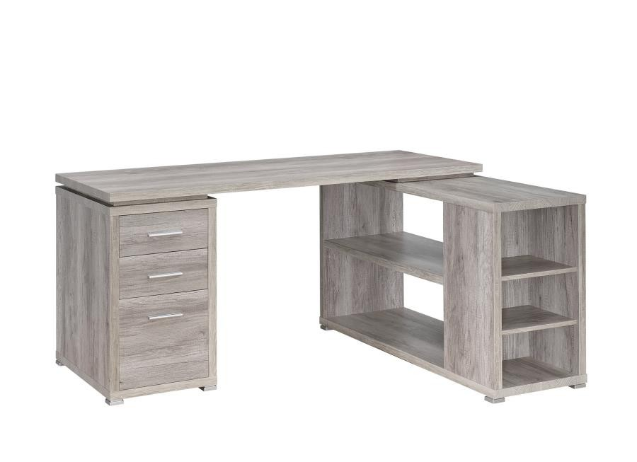 Yvette Collection Office Desk 801516 Home Office
