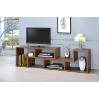 HOME OFFICE : BOOKCASES - BOOKCASE / TV CONSOLE