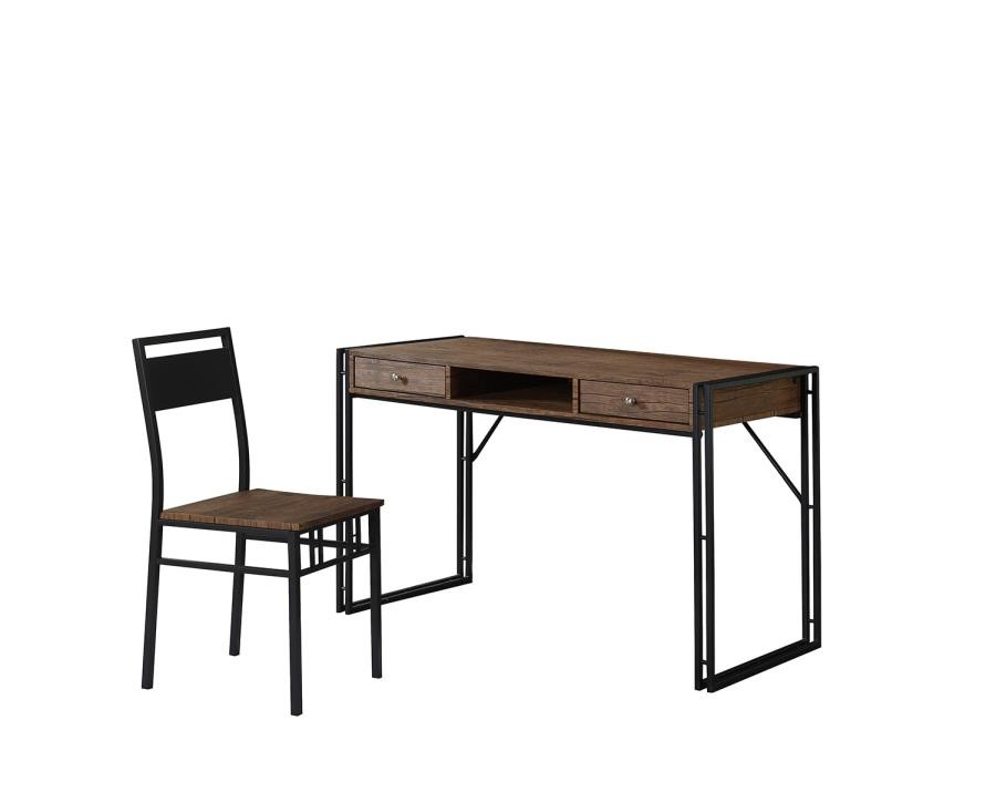 HOME OFFICE | SMALL COLLECTIONS   2PC WRITING DESK SET