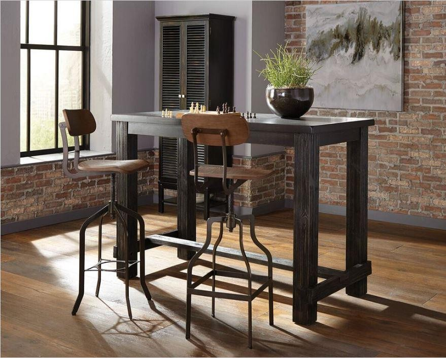 BAR TABLE | 182019 | Pub Tables | DECOR +