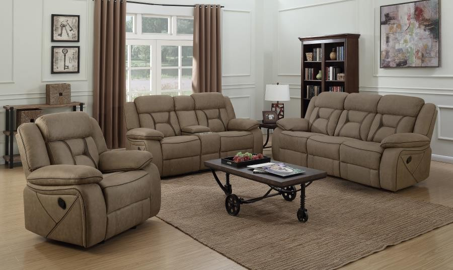 Magnificent Higgins Motion Collection Houston Casual Tan Motion Sofa Pdpeps Interior Chair Design Pdpepsorg