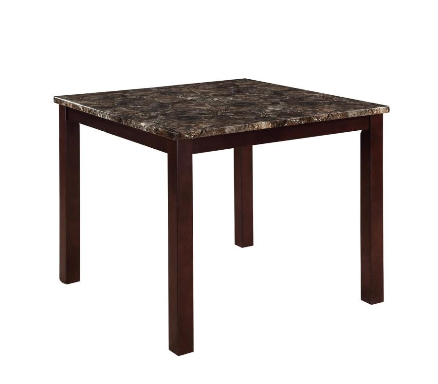 Dining room table counter height
