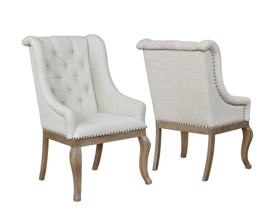 Genial GLEN COVE COLLECTION   ARM CHAIR (Pack Of 2)