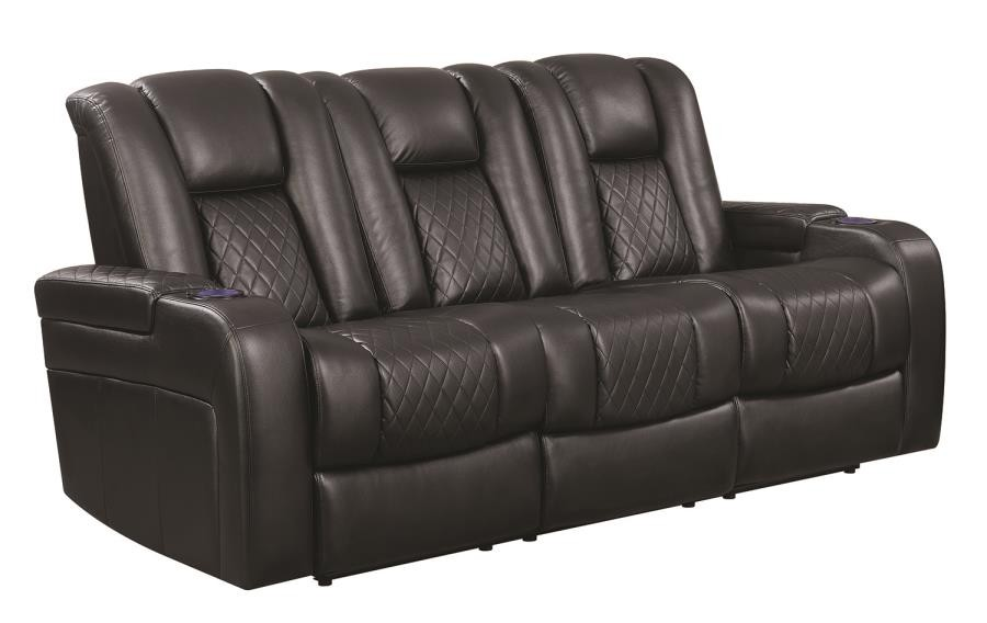 POWER2 SOFA W/ DROP DOWN
