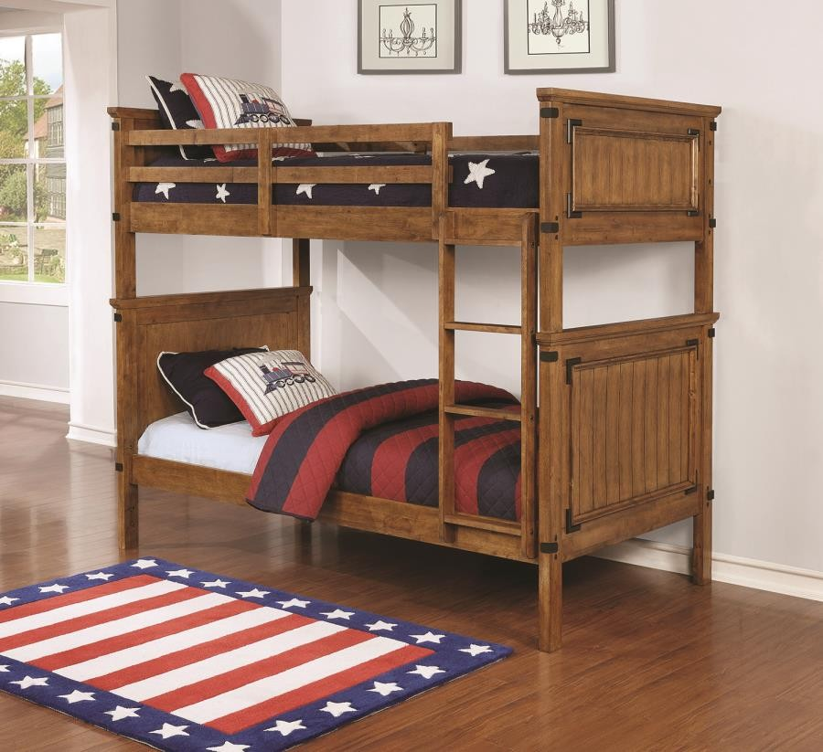 Coronado Collection Bunk Bed 460116 Bunk Beds Factory