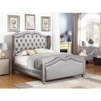 eastern king mattress king european eastern king bed 300824ke beds price busters furniture