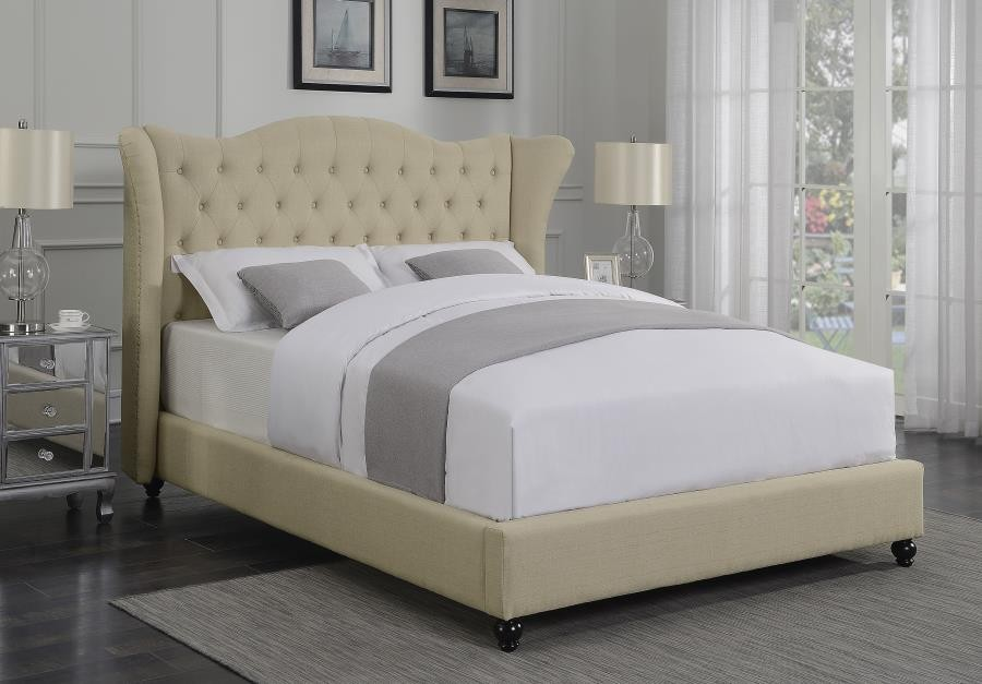 C KING BED | 300738KW | Complete Beds | Mattress And Furniture