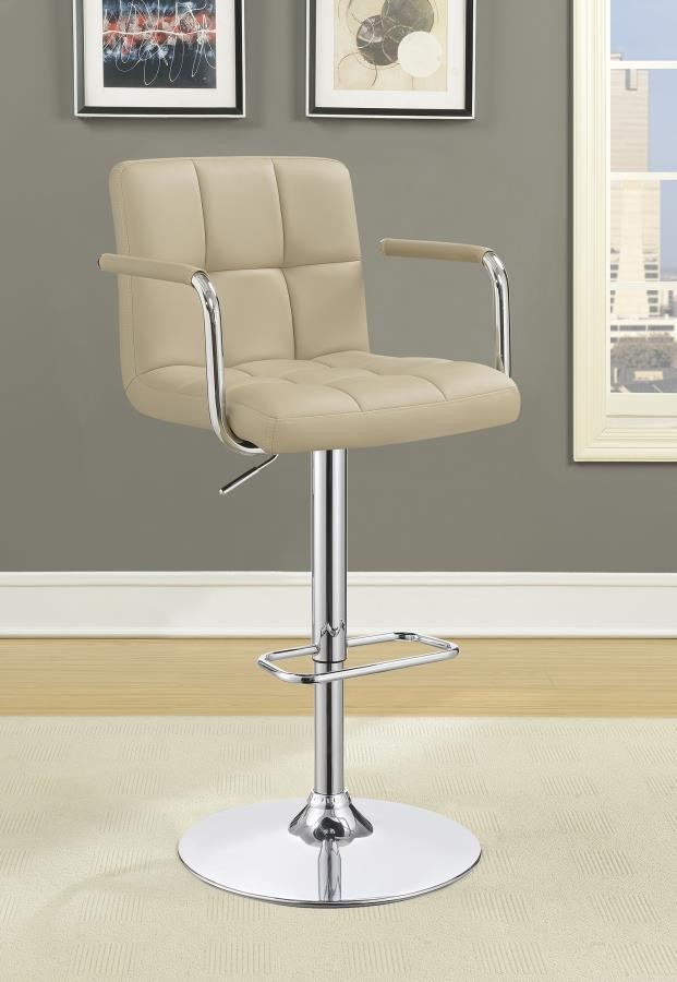 Rec Room Bar Stools Height Adjustable Contemporary