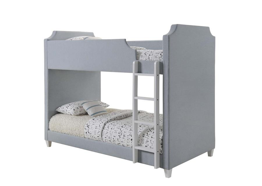 Gilroy Collection Bunk Bed 460382 Bunk Beds Factory Bedding