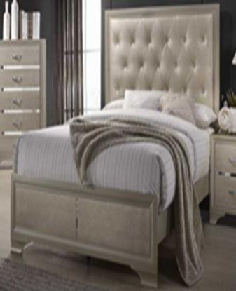 queen bed 205291q complete bed sets price busters furniture. Black Bedroom Furniture Sets. Home Design Ideas