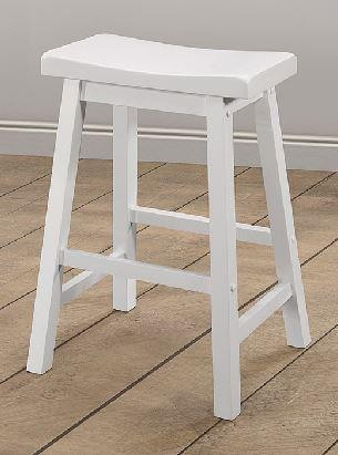Fantastic Bar Stools Wood Fixed Height Casual White Bar Stool Pack Ocoug Best Dining Table And Chair Ideas Images Ocougorg