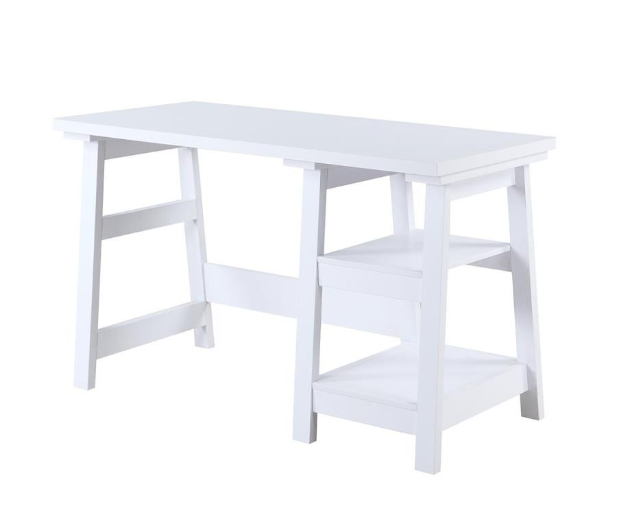 white home office furniture white wood home office desks transitional white writing desk 801873