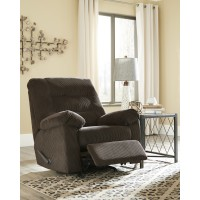 Gosnell - Chocolate - Rocker Recliner